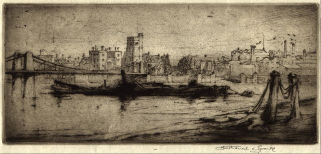 Ref No: 005 Title: Lambeth Palace