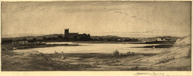 Ref No: 083 Title: Christchurch Priory nr Bournmouth