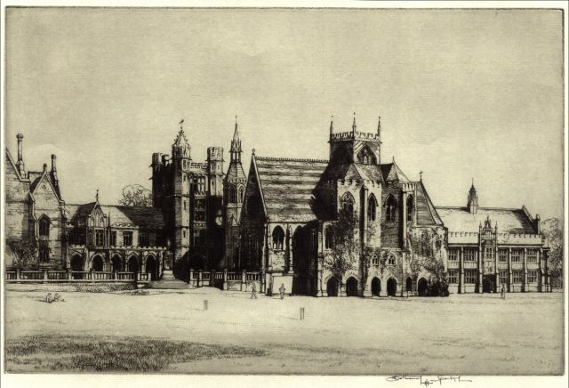 Ref No: 114 Title: Clifton College, Bristol